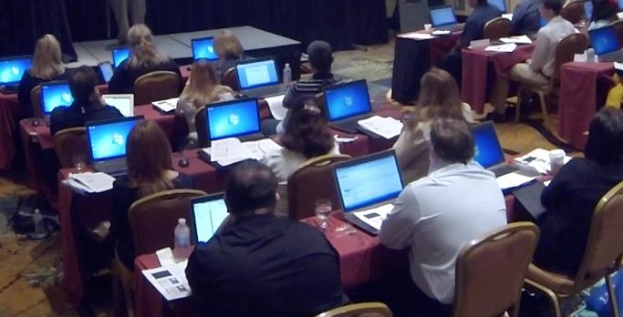 Participants at 2013 LUC