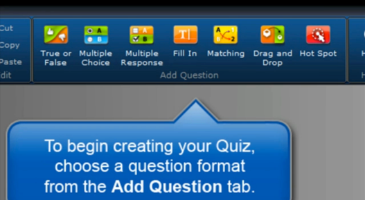 how to create a quiz in powerpoint