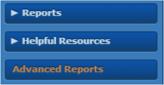 advanced reports menu