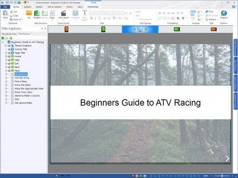 Beginner's Guide to ATV Racing