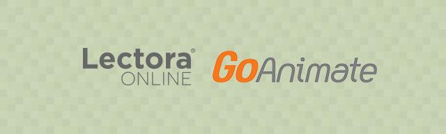 Lectora Online and GoAnimate logos