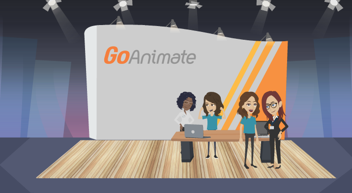 Mission Report: Get Animated With GoAnimate at LUC 2017
